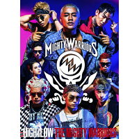 HiGH&LOW THE MIGHTY WARRIORS/DVD/RZBD-86417
