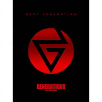 BEST GENERATION(Blu-ray Disc3枚付)/CD/RZCD-86459
