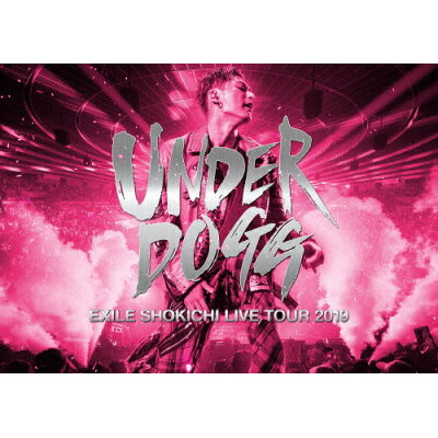 EXILE SHOKICHI LIVE TOUR 2019 UNDERDOGG(初回生産限定盤)/DVD/RZBD-86987
