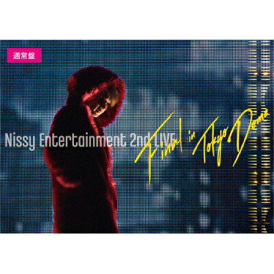 Nissy Entertainment 2nd Live-FINAL-in TOKYO DOME/DVD/AVBD-92747