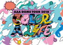 AAA DOME TOUR 2018 COLOR A LIFE(初回生産限定)/Blu-ray Disc/AVZD-92763