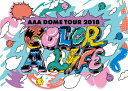 AAA DOME TOUR 2018 COLOR A LIFE/DVD/AVBD-92764