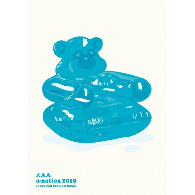 AAA a-nation 2019(初回生産限定)/Blu-ray Disc/AVXD-92939