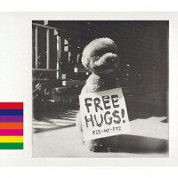 FREE HUGS!(初回盤A)/CD/AVCD-96288