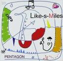 Like-s-Miles/CD/RZF-1017