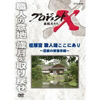 プロジェクトX 挑戦者たち 桂離宮 職人魂ここにあり~空前の修復作戦~/DVD/NSDS-15281