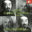 Bach, Johann Sebastian バッハ / Goldberg Variations: 野平一郎 P