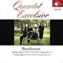 ベートーヴェン 弦楽四重奏曲 第12&16番/CD/WWCC-7771