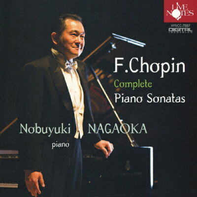 ショパン:ピアノ・ソナタ全集/CD/WWCC-7887