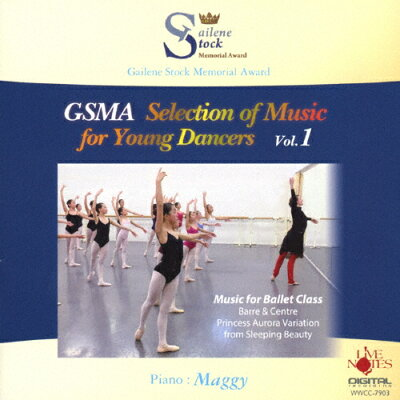 GSMA Selection of Music for Young Dancers Vol.1/CD/WWCC-7903