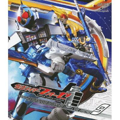 仮面ライダーフォーゼ VOL.9/Blu-ray Disc/BSTD-08719