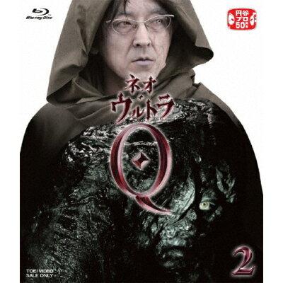 ネオ・ウルトラQ VOL.2/Blu-ray Disc/BSZD-08072