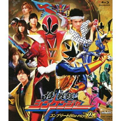 スーパー戦隊シリーズ 侍戦隊シンケンジャー コンプリートBlu-ray2/Blu-ray Disc/BSTD-08888