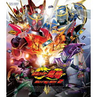 仮面ライダー龍騎 Blu-ray BOX 2/Blu-ray Disc/BSTD-08916