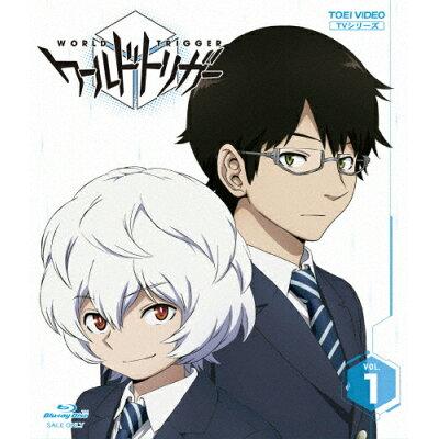 ワールドトリガー VOL.1/Blu-ray Disc/BSTD-09501