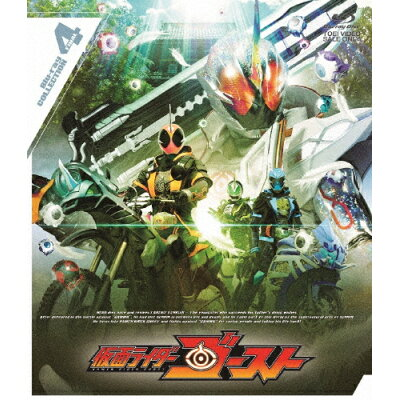 仮面ライダーゴースト Blu-ray COLLECTION 4/Blu-ray Disc/BSTD-09549