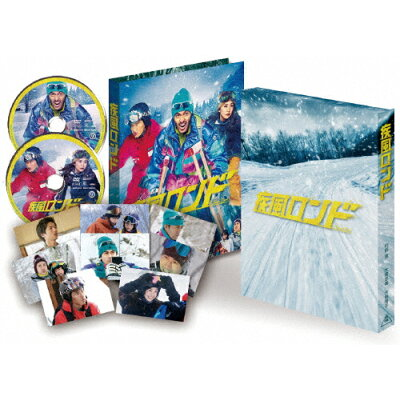 疾風ロンド 特別限定版/DVD/DSTD-03996