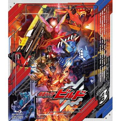 仮面ライダービルド Blu-ray COLLECTION 3/Blu-ray Disc/BSTD-09738