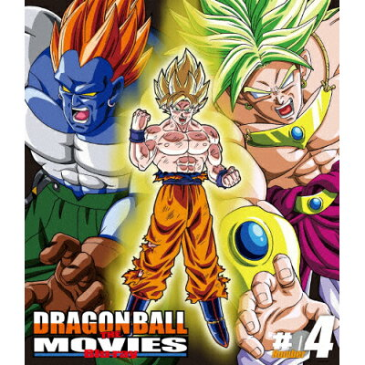DRAGON BALL THE MOVIES Blu-ray ♯04/Blu-ray Disc/BSTD-20164
