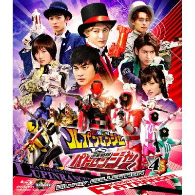 快盗戦隊ルパンレンジャーVS警察戦隊パトレンジャー Blu-ray COLLECTION 4/Blu-ray Disc/BSTD-09759