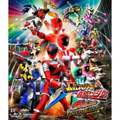 ルパンレンジャーVSパトレンジャーVSキュウレンジャー スペシャル版/Blu-ray Disc/BSTD-20206