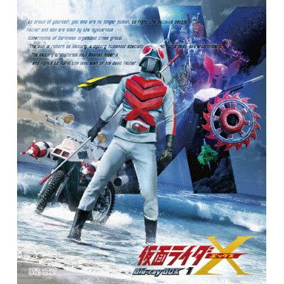 仮面ライダーX Blu-ray BOX 1/Blu-ray Disc/BSTD-20321