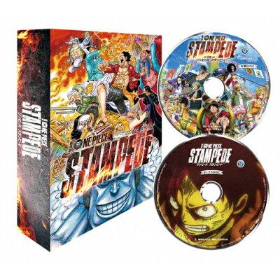 劇場版『ONE PIECE STAMPEDE』スペシャル・デラックス・エディション/Blu-ray Disc/BSTD-20327
