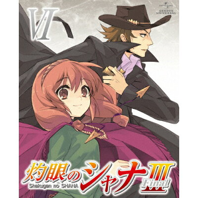 灼眼のシャナIII-FINAL- 第VI巻(初回限定版)/Blu-ray Disc/GNXA-1436