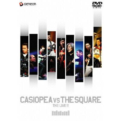 CASIOPEA VS THE SQUARE THE LIVE!!/DVD/GNBL-1001