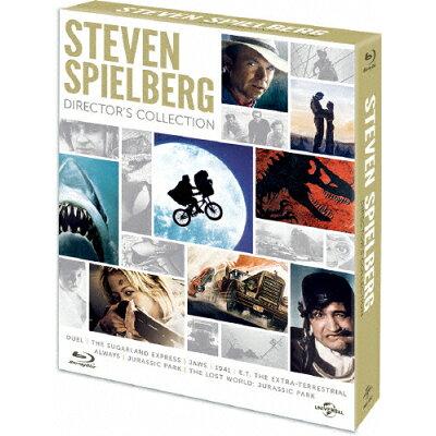 スティーブン・スピルバーグ・ディレクターズ・コレクション/Blu-ray Disc/GNXF-1804