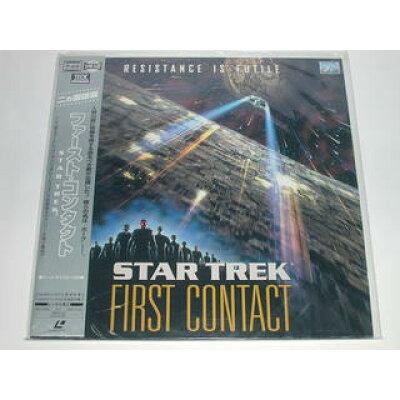 LD スター・トレック ファースト・コンタクト(Star Trek First Contact)[二ヶ国語版]