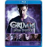 GRIMM/グリム シーズン3 ブルーレイ バリューパック/Blu-ray Disc/GNXF-2158