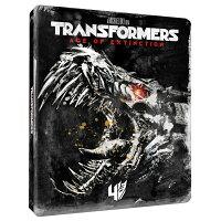 トランスフォーマー/ロストエイジ スチールブック仕様ブルーレイ  Blu-ray マーク  ウォールバーグ