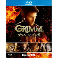 GRIMM/グリム シーズン5 ブルーレイBOX/Blu-ray Disc/GNXF-2265
