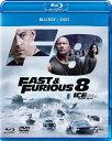 ワイルド・スピード ICE BREAK ブルーレイ+DVDセット/Blu-ray Disc/GNXF-2274