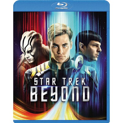 スター・トレック BEYOND/Blu-ray Disc/PJXF-1108