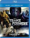 トランスフォーマー/最後の騎士王 ブルーレイ+DVD+特典ブルーレイ 初回限定生産/Blu-ray Disc/PJXF-1117