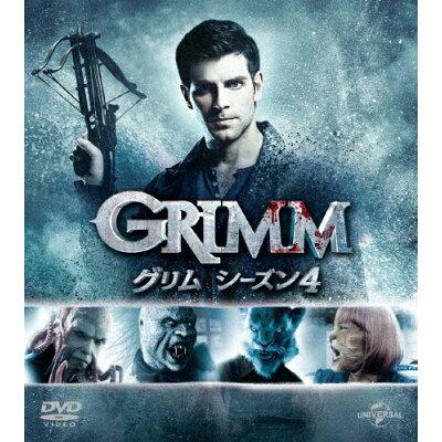 GRIMM/グリム シーズン4 バリューパック/DVD/GNBF-3829