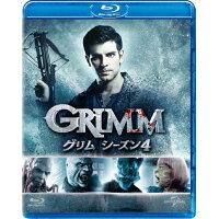 GRIMM/グリム シーズン4 ブルーレイ バリューパック/Blu-ray Disc/GNXF-2296