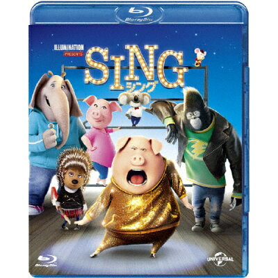 SING/シング/Blu-ray Disc/GNXF-2313