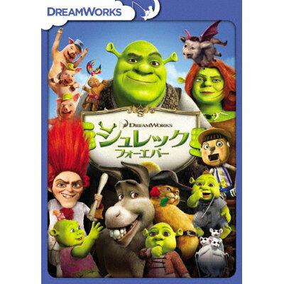 シュレック フォーエバー/DVD/DRBF-1011