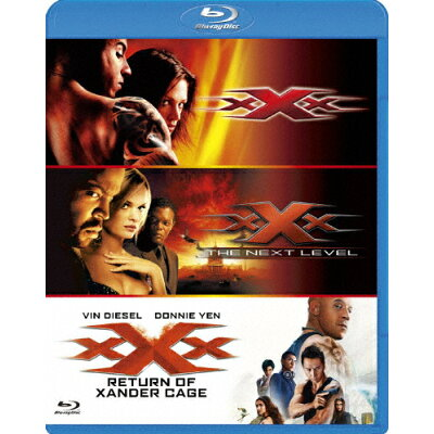トリプルX ベストバリューBlu-rayセット[期間限定スペシャルプライス]/Blu-ray Disc/PJXF-1143