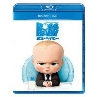 ボス・ベイビー ブルーレイ+DVDセット/Blu-ray Disc/DRBX-1023