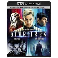 スター・トレック 3ムービー・コレクション[4K ULTRA HD+3D Blu-ray+Blu-rayセット]/PJXF-1164