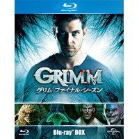 GRIMM/グリム ファイナル・シーズン ブルーレイBOX/Blu-ray Disc/GNXF-2358