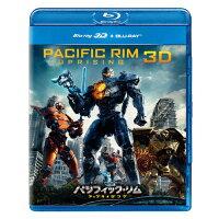 パシフィック・リム:アップライジング 3Dブルーレイ+ブルーレイ/Blu-ray Disc/GNXF-2362