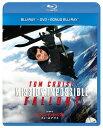ミッション:インポッシブル/フォールアウト ブルーレイ+DVDセット<初回限定生産>(ボーナスブルーレイ付き)/Blu-ray Disc/PJXF-1189