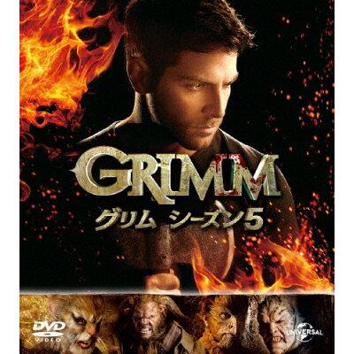 GRIMM/グリム シーズン5 バリューパック/DVD/GNBF-3946