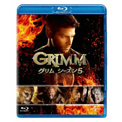 GRIMM/グリム シーズン5 ブルーレイ バリューパック/Blu-ray Disc/GNXF-2411