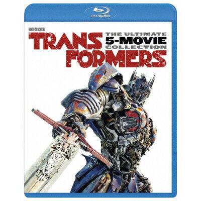 トランスフォーマー 5ムービー・ベストバリューBlu-rayセット[期間限定スペシャルプライス]/Blu-ray Disc/PJXF-1198